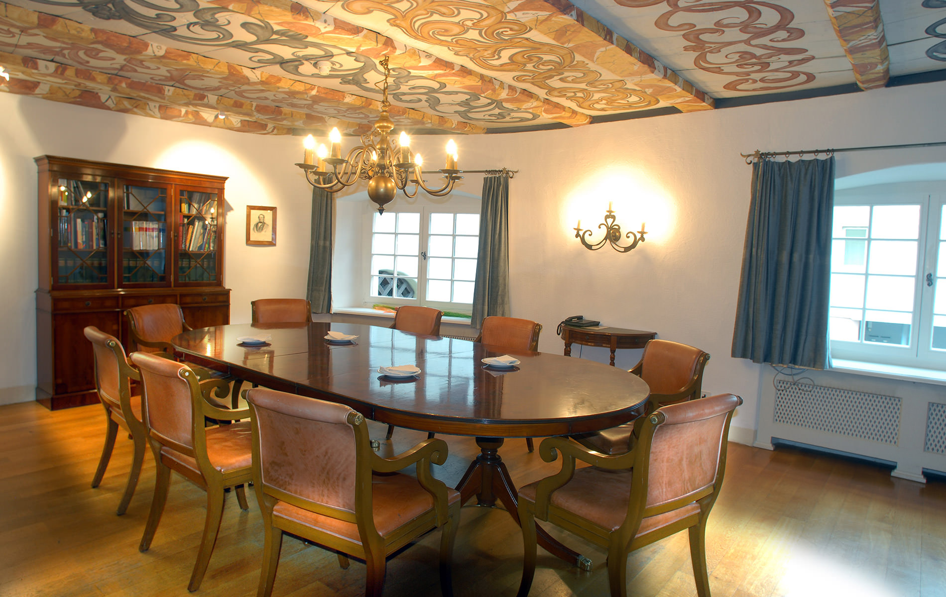 Hotel-Gasthof Löwen Vaduz Fürstentum Liechtenstein